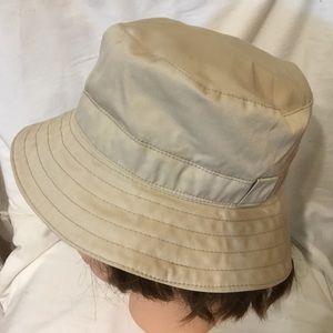 Burberry Bucket Hat Beige Size M